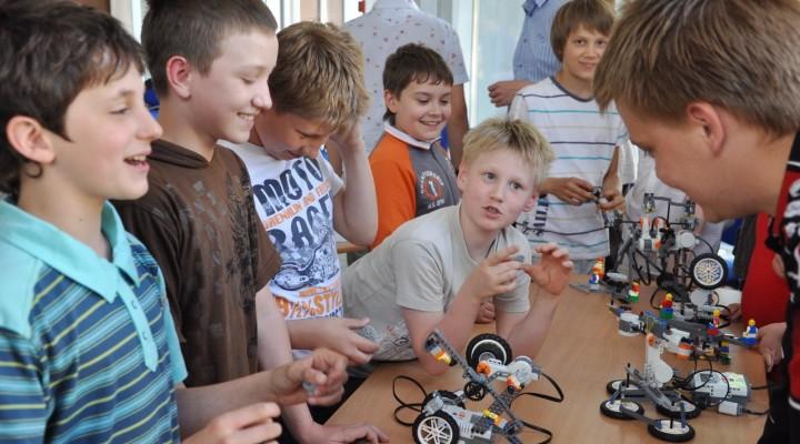 Система развития научно-практического образования в Московском городском Дворце детского (юношеского) творчества (ныне – ГБПОУ «Воробьевы горы»)
