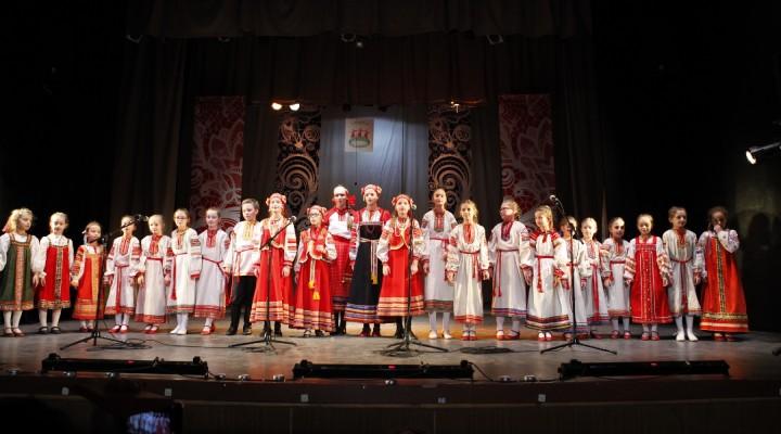Ансамбль народной песни «Купавушка»
