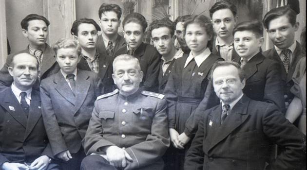 Александр Феоктистович Родин