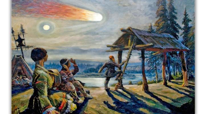 Наши экспедиции к месту Тунгусской катастрофы