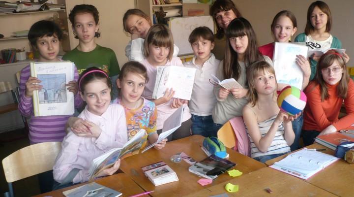 Литературный альманах как форма работы литературной студии и способ формирования речевой культуры подростков