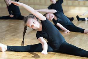Конкурс хореографического искусства «Территория талантов»