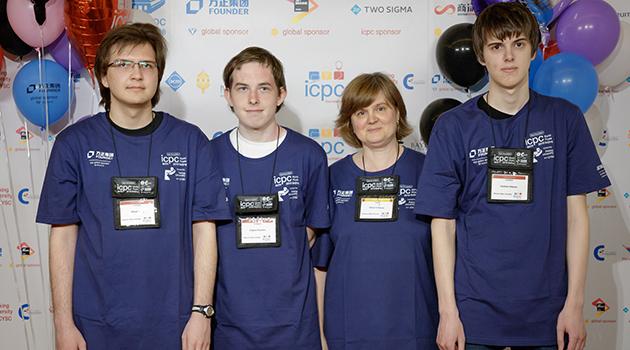 олимпиады школьников по информатике