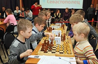 Турнир по шахматам 64 поля
