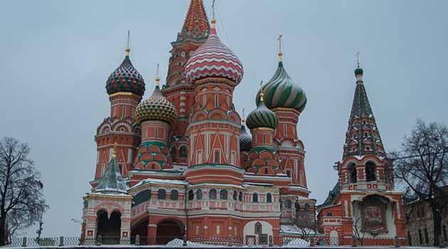 Москва: позитивное пространство