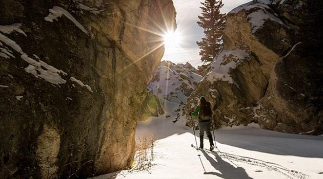 Первенство по лыжному туризму