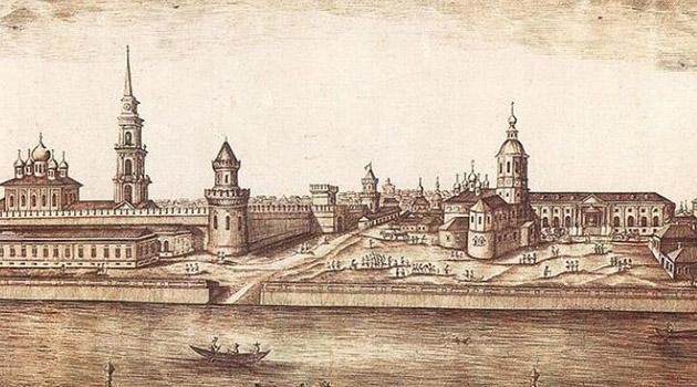 Тульский кремль: Руси прекрасная эмблема