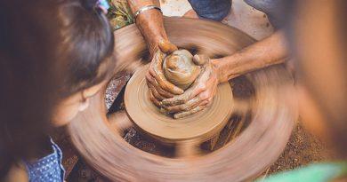 Дополнительная общеобразовательная программа «Такая разная керамика»