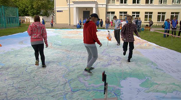 Городской конкурс юных экскурсоводов «Путешествие по Москве»