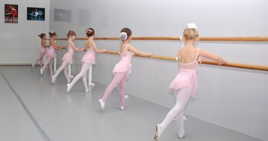 программа по хореографии