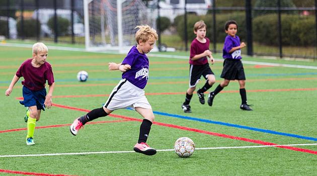 футбольные уроки