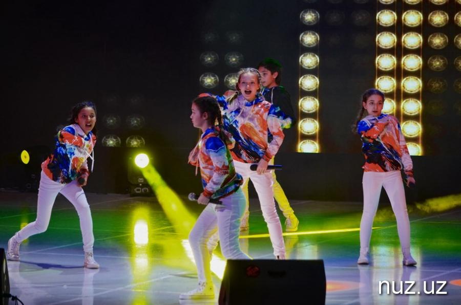 XV Международный культурный фестиваль «Цветы России»