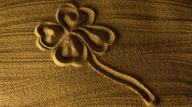 рисование песком