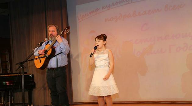 школа бардовской песни