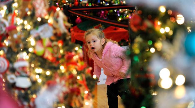 Более 15 тысяч человек посетили новогодние мероприятия во Дворцах и Центрах творчества столицы в праздники