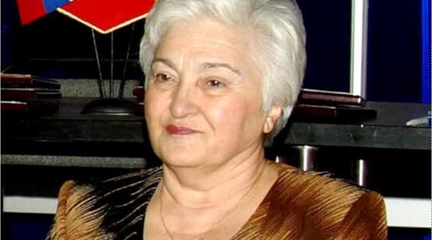 Галина Петровна Буданова