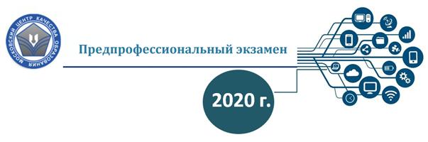 Предпрофессиональный экзамен 2020