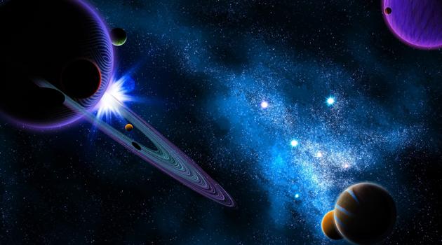 Изучаем космос дома