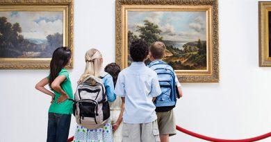 Прогулки по музеям онлайн