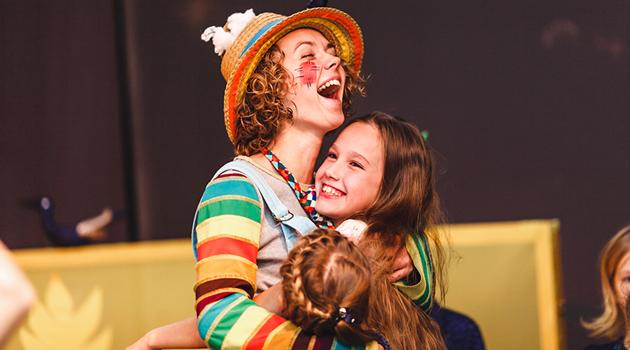 театр дети